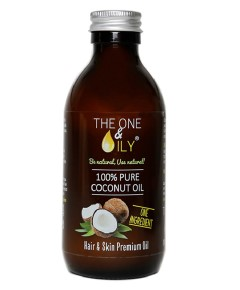 The One And Oily 100 Percent Pure Coconut Oil
