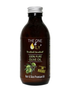 The One And Oily 100 Percent Pure Olive Oil