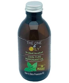 The One And Oily 100 Percent Pure Peppermint Oil