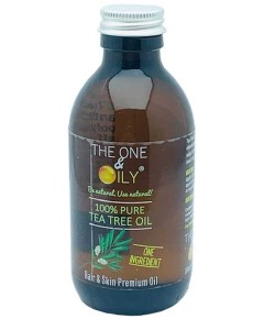 The One And Oily 100 Percent Pure Tea Tree Oil