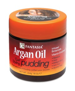 IC Fantasia Argan Oil Curl Styling Pudding
