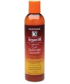 IC Fantasia Argan Oil Leave In Curl Detangler Conditioner