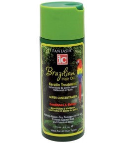 IC Fantasia Brazilian Hair Oil Keratin Treatment