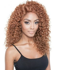 Red Carpet Premiere Cotton Lace Front Syn Aster Wig
