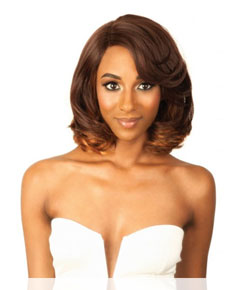 Red Carpet Premiere Lace Front Wig Syn Feather Flip 1