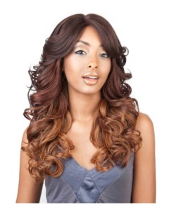 Red Carpet Premiere Lace Front Wig Syn Feather Flip 3