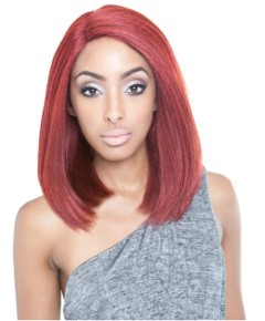Red Carpet Premiere Cotton Lace Front Syn Pansy Wig