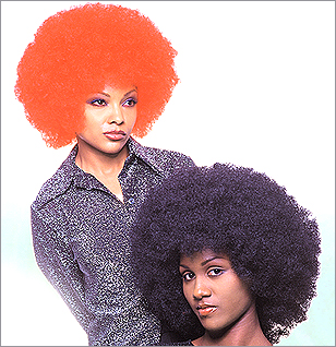 Janet Syn Afro Wig