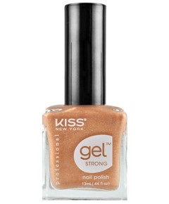 Gel Strong Nail Polish KNP010 Gold Mine