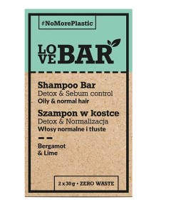 Shampoo Bar For Oily And Normal Hair