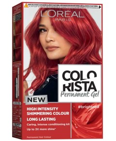 Colorista Permanent Gel Red