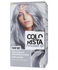 Colorista Permanent Gel Silver Grey