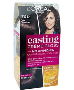 Casting Creme Gloss Conditioning Color 4102 Cool Chestnut