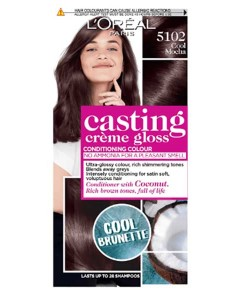 Casting Creme Gloss Conditioning Color 5102 Cool Mocha