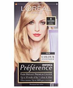 Preference Infinia Permanent Colour 8 California