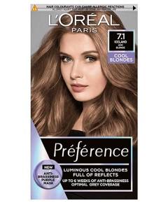 Preference Luminous Cool Blondes 7.1 Ash Blonde