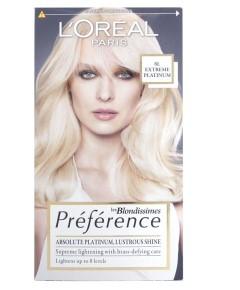 Preference Permanent Colour 8L Extreme Platinum
