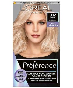 Preference Luminous Cool Blondes 9.12 Very Light Ash