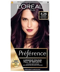 Preference Infinia Permanent Color 4.26 Tuscany
