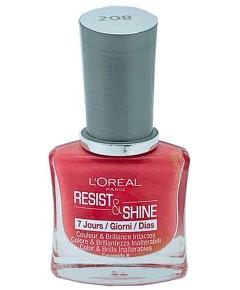 Resist And Shine Nail Polish