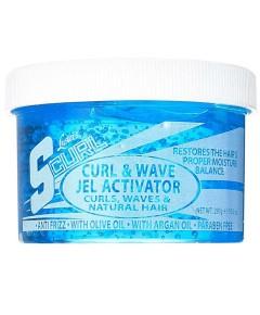 S Curl Wave Jel Activator