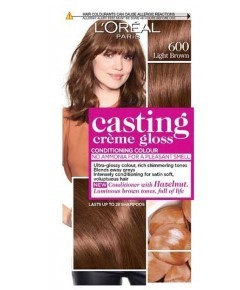Casting Creme Gloss Conditioning Colour 600 Brown