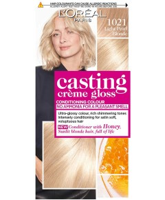 Casting Creme Gloss Conditioning Colour 1021 Light Pearl Blonde