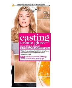 Casting Creme Gloss Conditioning Color 801 Satin Blonde