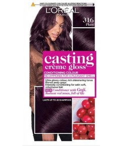 Casting Creme Gloss Conditioning Colour 316 Plum