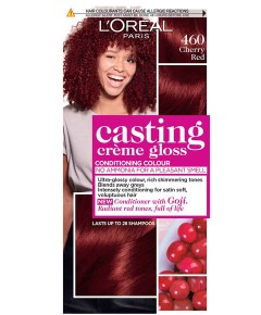 Casting Creme Gloss Conditioning Colour 460 Cherry Red