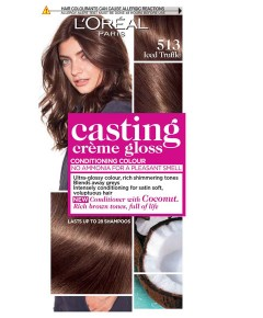 Casting Creme Gloss Conditioning Colour 513  Iced Truffle