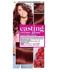 Casting Creme Gloss Conditioning Colour Berry Red