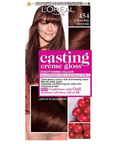 Casting Creme Gloss Conditioning Colour 454 Chocolate Brownie