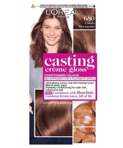 Casting Creme Gloss Conditioning Colour 680 Choco Moccacino