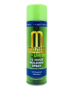 Olive Oil Firm Hold Spray