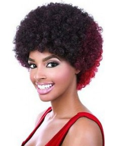 Motown Tress Syn Afro Wig