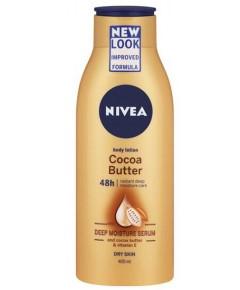 Nivea Body Lotion Cocoa Butter Radiant Moisture Care