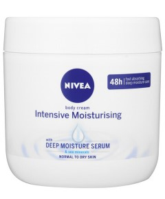 Intensive Moisturiser Body Cream