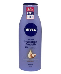 Nivea Body Irresistibly Smooth Body Lotion