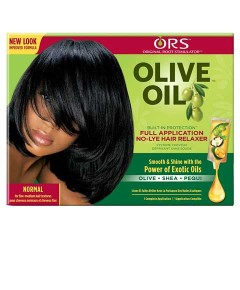 ORS Olive Oil No Lye Relaxer