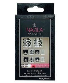 Nail Glitz Love Glamour Burlesque