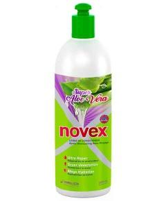 Super Aloe Vera Leave In Conditioner