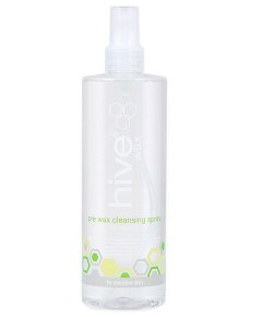Hive Pre Wax Cleaning Spray With Coconut And Lime