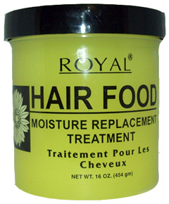 Hair Food Moisture Replacement Treatment