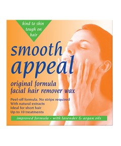 Smooth Appeal Facial Hair Remover Wax Lavender And Argan Oil