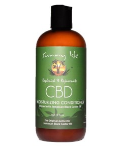 CBD Moisturizing Conditioner Infused Jamaican Black Castor Oil