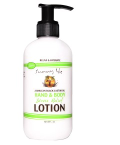 Hand And Body Stress Relief Lotion