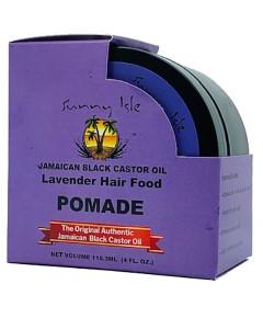 Lavender Jamaican Black Castor Oil Hair Pomade