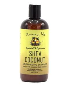 Shea Coconut Moisturizing Shampoo