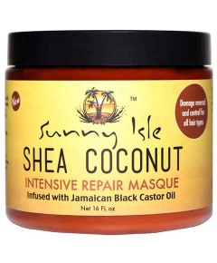 Shea Coconut Intensive Repair Masque